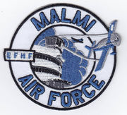 Kangasmerkki Malmi Air Force